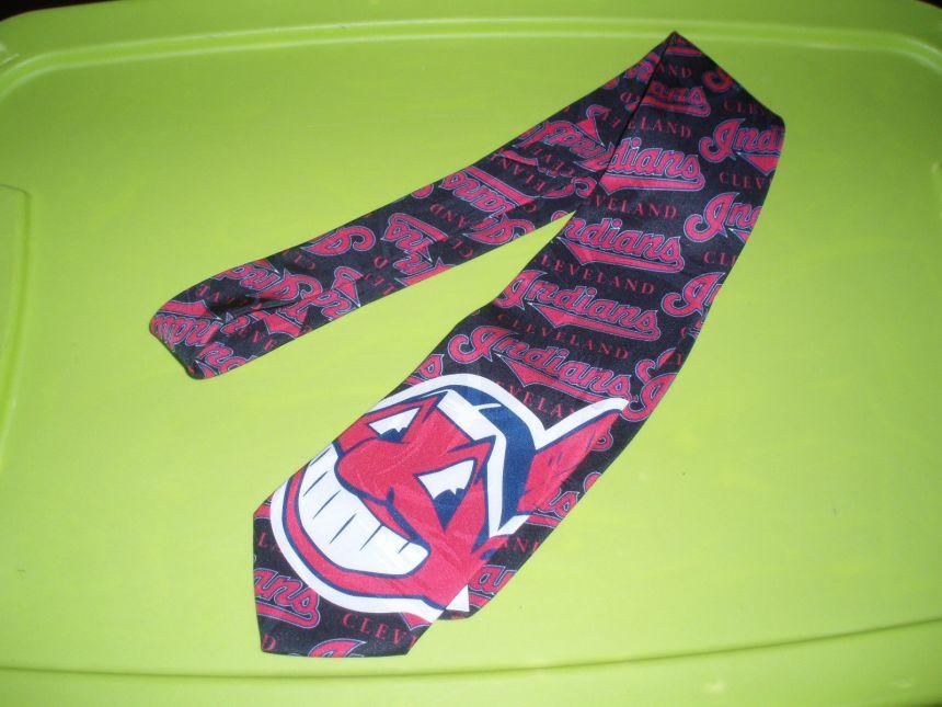 indians tie